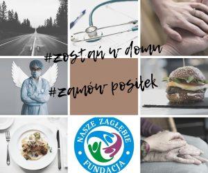 """Fundacja """"Nasze Zagłębie"""" i Cafe Desa pomaga"""